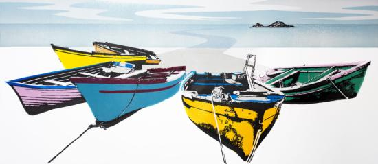 Cove Boats, Porth Ust, Cape Cornwall