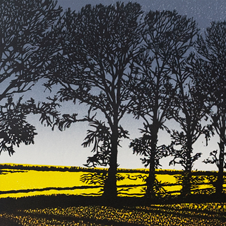 Hedgerow - Shropshire (prints)
